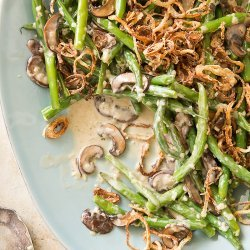 Green Bean Casserole from Cooks Illustrated