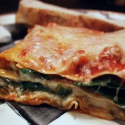 Quick & Easy Vegetarian Lasagna