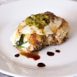 Spinach Ricotta-Stuffed Chicken Breasts
