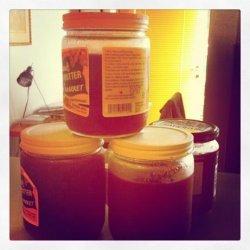 Gingery Plum Jam