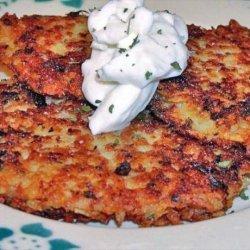 Potato Pancakes Polish