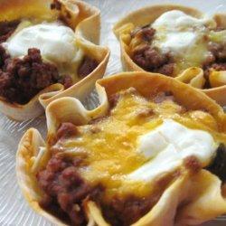 Mini Taco Quiches