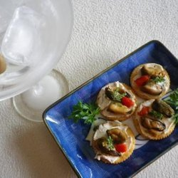 Boomette's Smoked Oysters Appetizers recipe