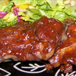 Mom's Best Barbecued Ribs