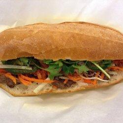 Vietnamese Pork Sandwich (Banh Mi Thit)