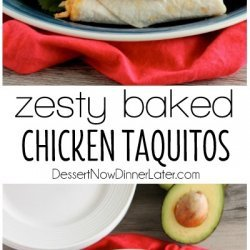 Zesty Baked Chicken