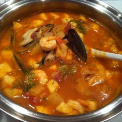 Cioppino, Seafood Stew
