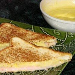 Honey Mustard Dressing or Sauce