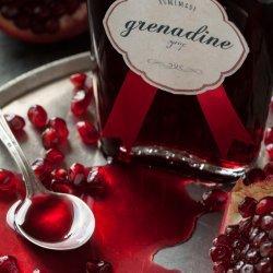 Pomegranate Syrup (Grenadine)