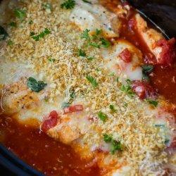 Chicken Parmesan for Crock Pot