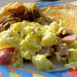Kielbasa and Eggs