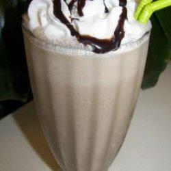 Mocha Frappuccino Shake recipe