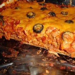 Joann's Ww Enchilada Casserole
