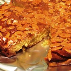 Arabic Honey Cake