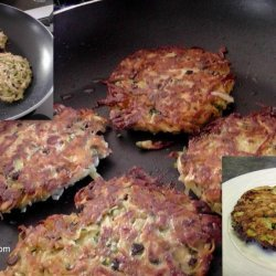 Sweet Potato Latkes (Pancakes)