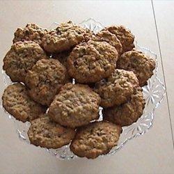 Pudding Oatmeal Cookies recipe