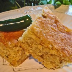 Palo Verde's Green Chile Cornbread