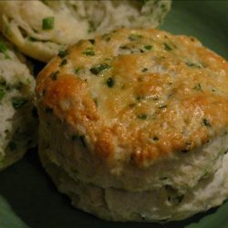 Barefoot Contessa's Chive Biscuits