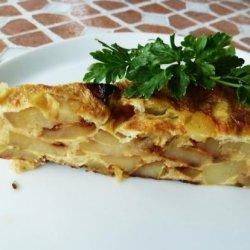 Spanish Omelette (Tortilla De Patatas) (Spain)