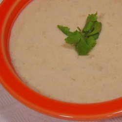 Cheesy Cauliflower Soup (Crock Pot/Slow Cooker)