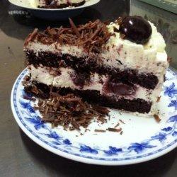 Authentic Black Forest Cake (Schwarzwald Kirsch Kuchen)