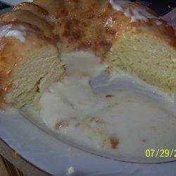 Lemonade Cheesecake Cake