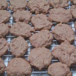 Roasted Pecan Cookies