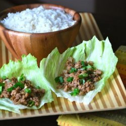 P. F. Chang's Vegetarian Lettuce Wraps