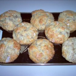 Flying Biscuit Cafe Low-fat Banana Muffins
