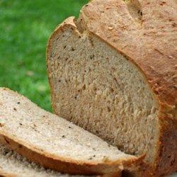 Seeded Whole Wheat Buttermilk Bread (Bread Machine)