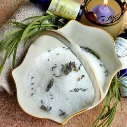 Detox with a Relaxing and Sedative Bath recipe