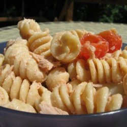 Spicy Tuna Pasta Toss - W.W. 6 points recipe