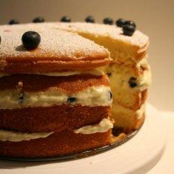 Mean Chef's Triple Lemon Layer Cake