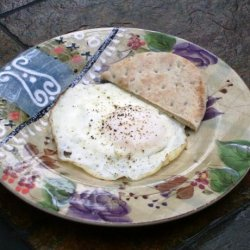 Steamed (Basted) Fried Eggs