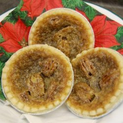 Best Pecan Pie (Tarts)