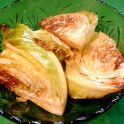 Cabbage Braised in Butter