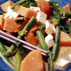 Red Curry With Tofu & Vegetables