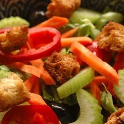 Spicy Croutons