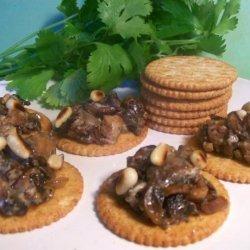 Savory Mushroom Spread