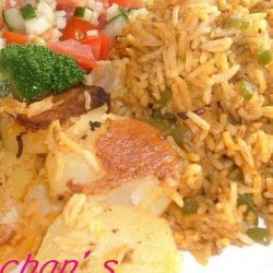 Authentic Rice Pilaf