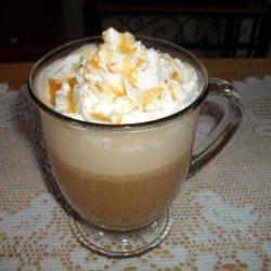 Caramel-Cream Macchiato Coffee recipe