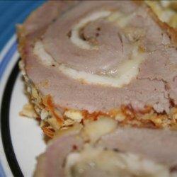 Pork Tenderloin Cordon Bleu