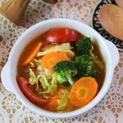 Tomato Vegetable Soup