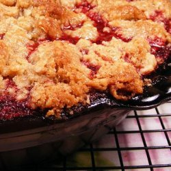 Three Berry Pie from Nepenthe
