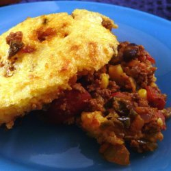 Tamale Pie for Two (Ww Core) recipe