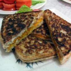 Vegan Grilled  cheeze  Sammiches!