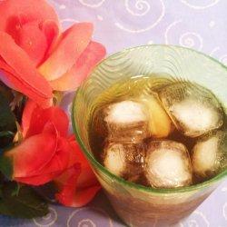 Apple Spiced Honey Iced Tea