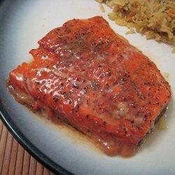 Easy Cedar-plank Salmon