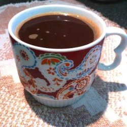 Mexican Chocolate Coffee recipe