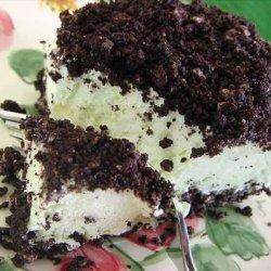 Oreo-Pistachio Dessert